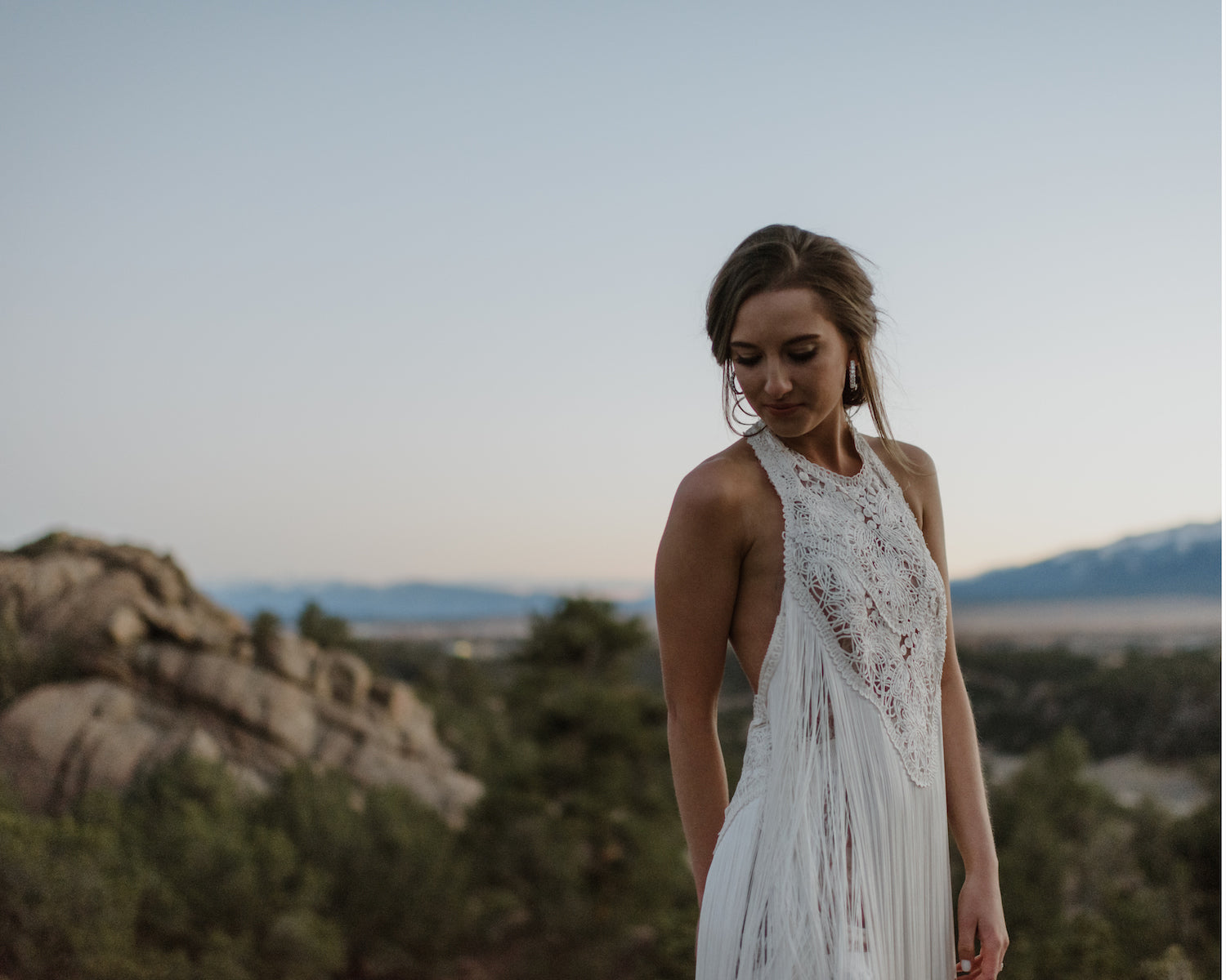 yolan cris wedding dress denver