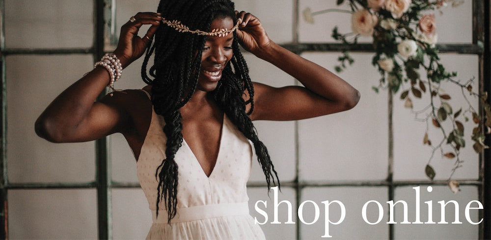 Shop Online at Emma & Grace Bridal