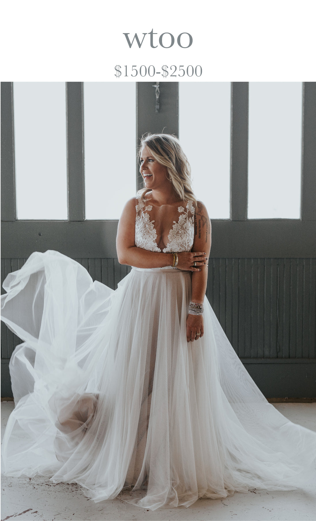 wtoo designer wedding gowns Denver