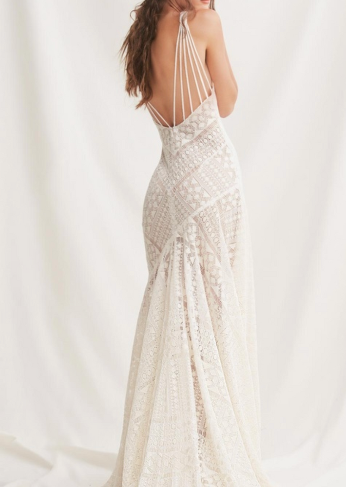 Willowby Brookyln Sample Gown