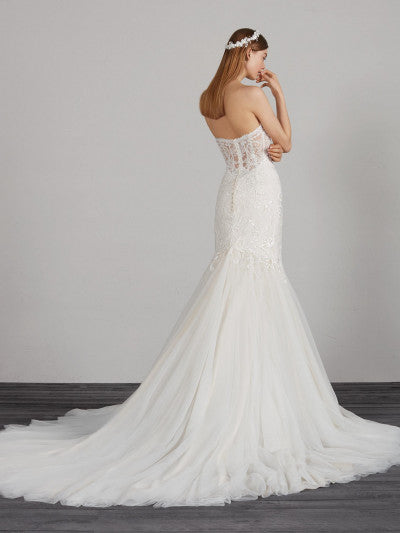 Pronovias Miler Sample Gown