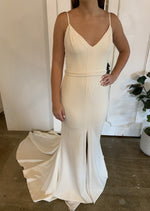 Karen Willis Holmes Caroline Sample Gown
