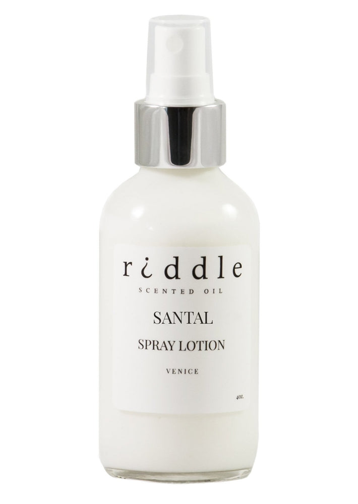 Santal by Riddle Spray Lotion
