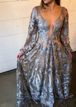 Dove Gown