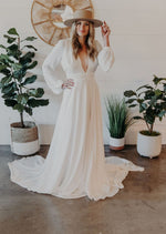 Bohemian Bridal Gowns Online