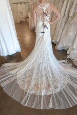 wedding gown sample sale