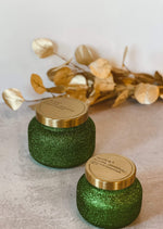 Alpine Juniper Sparkle Jar Candle