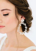 Paradise Pearl Drop Earrings