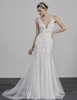 Pronovias Estampa Sample Gown