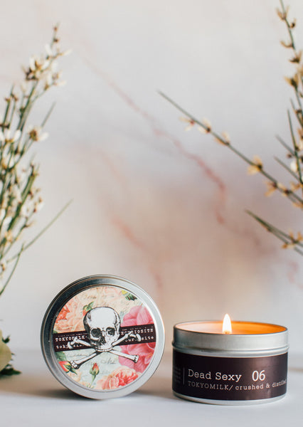 Dead Sexy Travel Candle