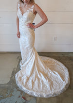 fitted wedding gowns