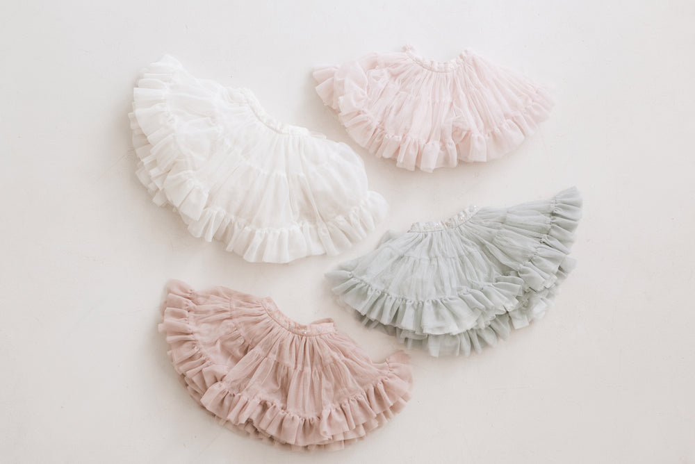 Tutu Skirt for Flower Girl