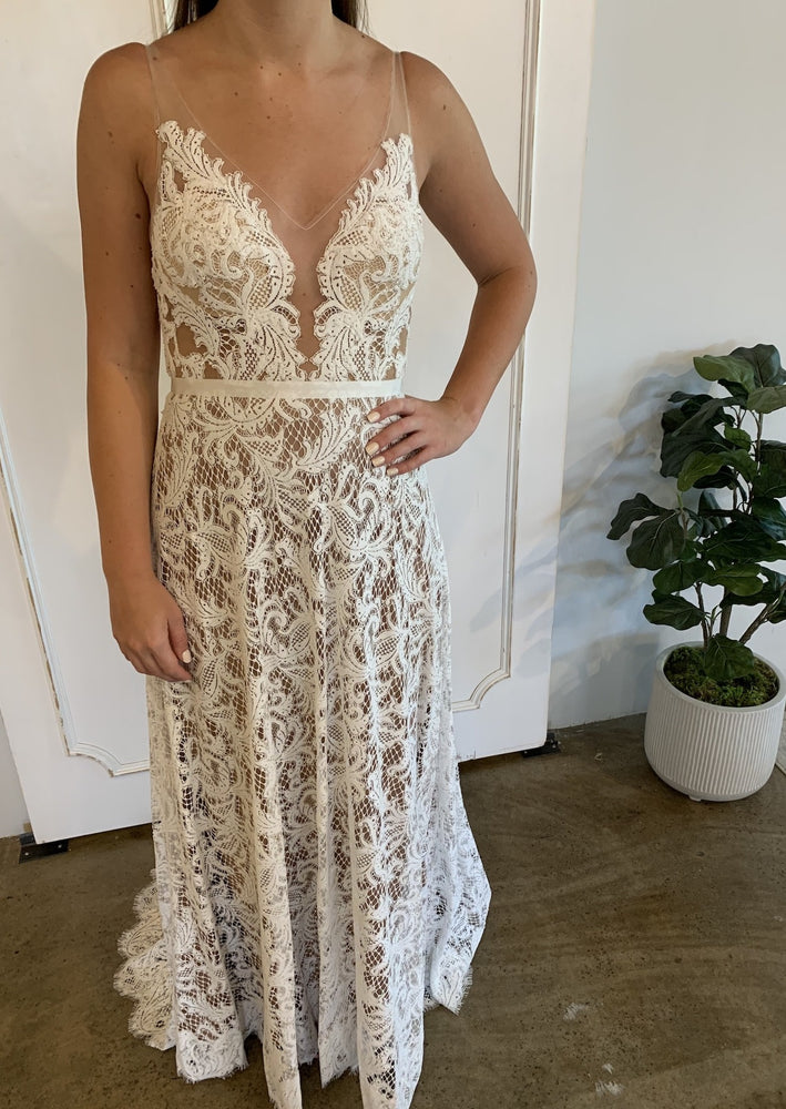 Willowby Asa Sample Gown