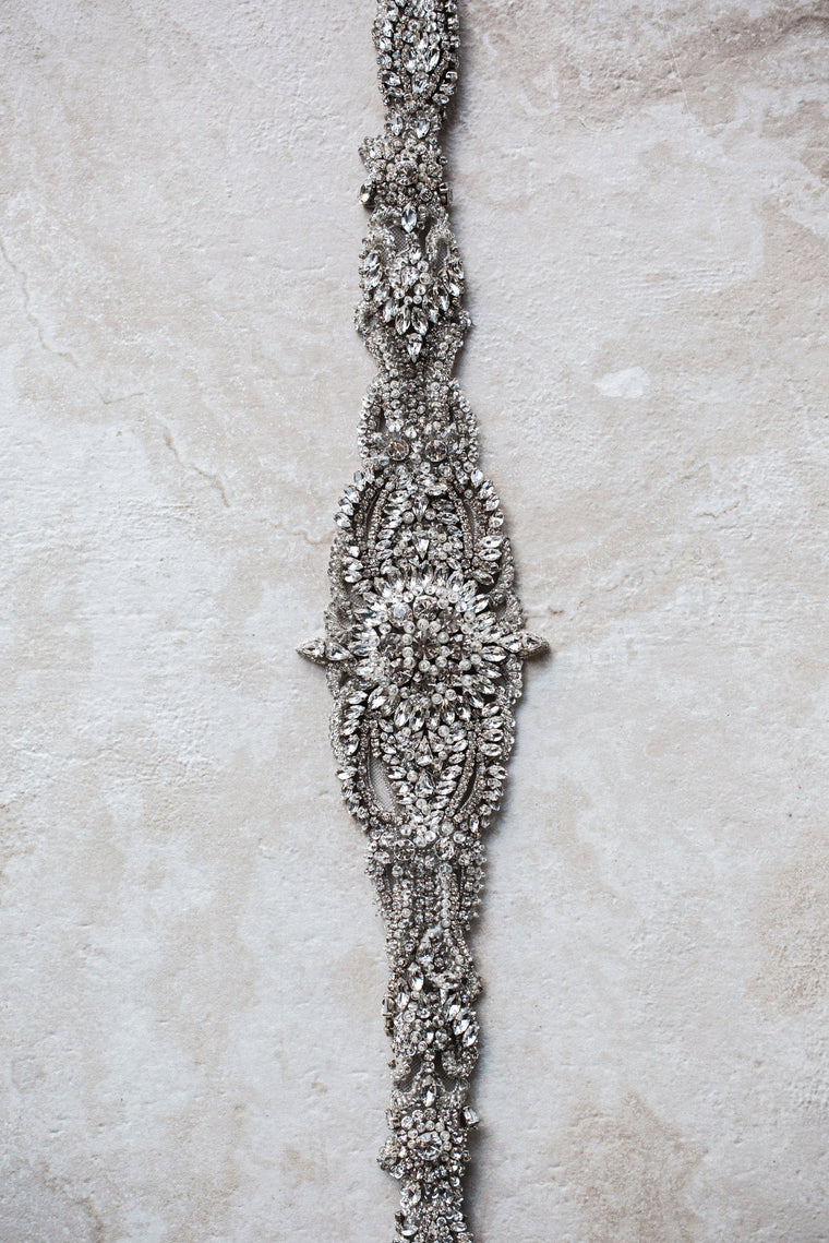 Detailed Crystal Belt