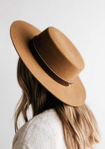 Adjustable Leather Band Hat Accessory