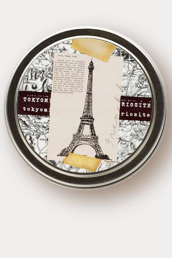 French Kiss Travel Candle