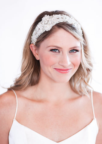 Bella Beaded Headband