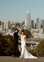 modern bride wedding dresses