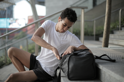 How to Clean a Duffle Bag