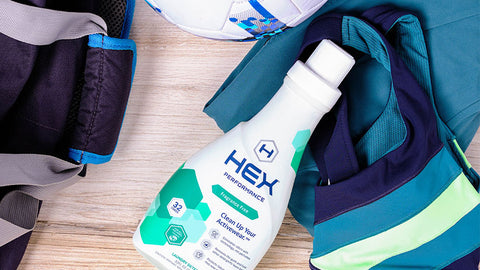 hex activewear detergent for cleaning leggings