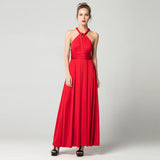 Women Sexy Bandage Convertible Infinity Maxi Dress