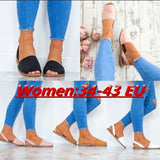 Summer Women Fashion Peep Toe Sandals