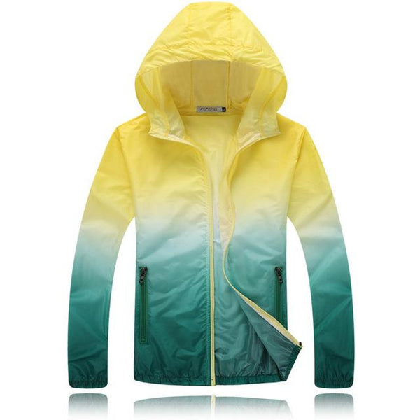 Spring Autumn Thin Windbreaker Jacket Men Plus Size Slim Fit Young Men Hooded bomber jacket