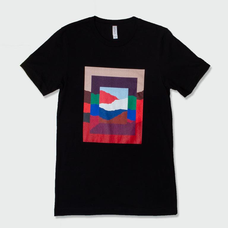 Abstracted Tee