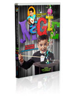 J'apprends la magie - Volume 4 - DVD