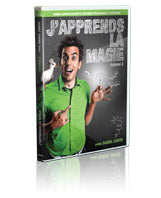 J'apprends la magie - Volume 2 - DVD