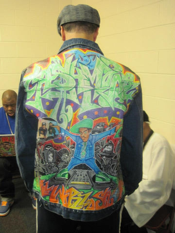 DJ Cash Money Old School Jacket