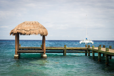 Relaxation in Cozumel, Mexico