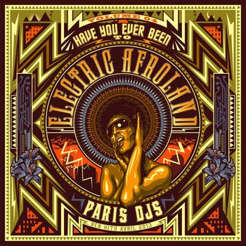 The Paris DJs album