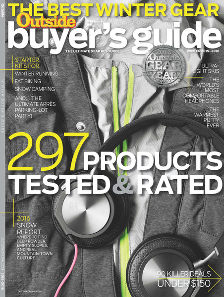Outside Magazine Winter Buyers Guide
