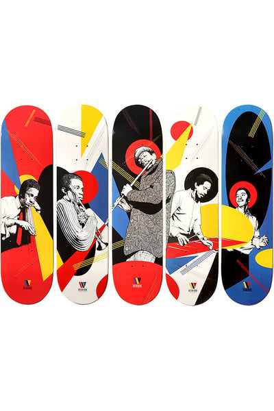 Ian Johnson Western Edition Skateboards