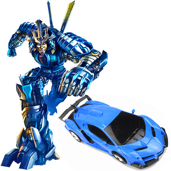 Transformer RC Toy Car - Holiday Sale & 50% OFF