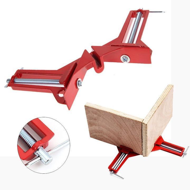 🔥50% OFF🔥90° Right Angle Corner Clamp Holder