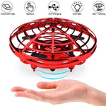 💥Christmas Sale💥Gesture Controlled UFO Interactive Intelligent UAV
