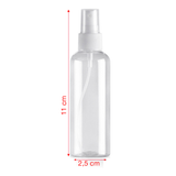 Lot de 12 Flacon Vaporisateur 30ml Vide Sac Atomiseur de Poche Spray PLASTIQUE