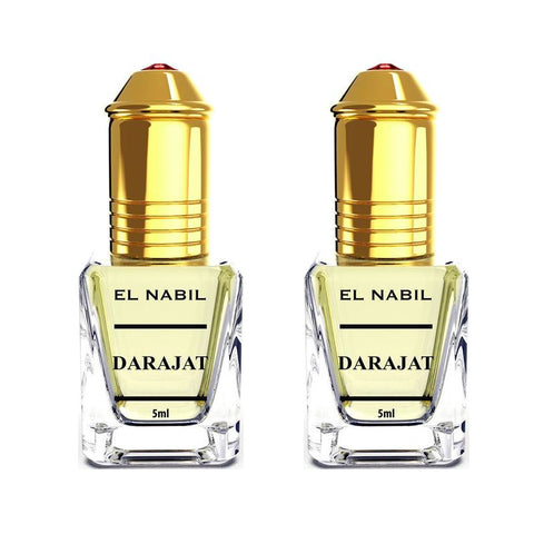 2X Musc Darajat avec applicateur Roll-On - 5ml