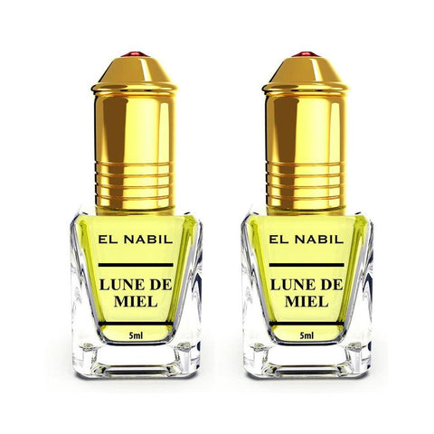 2X Musc Lune de Miel applicateur Roll-On - 5mL