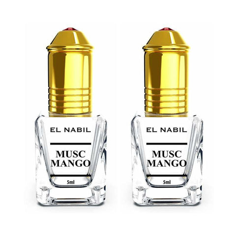 2X Musc Mango avec applicateur Roll-On - 5mL