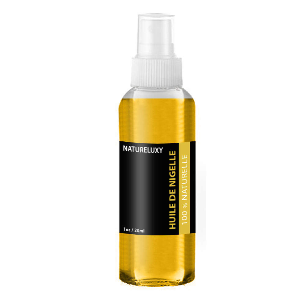 Huile de Nigelle 60ml Spray 100% Naturelle