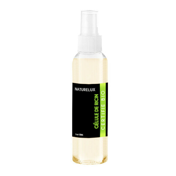 Huile de Ricin 100mL 100% Naturelle Spray