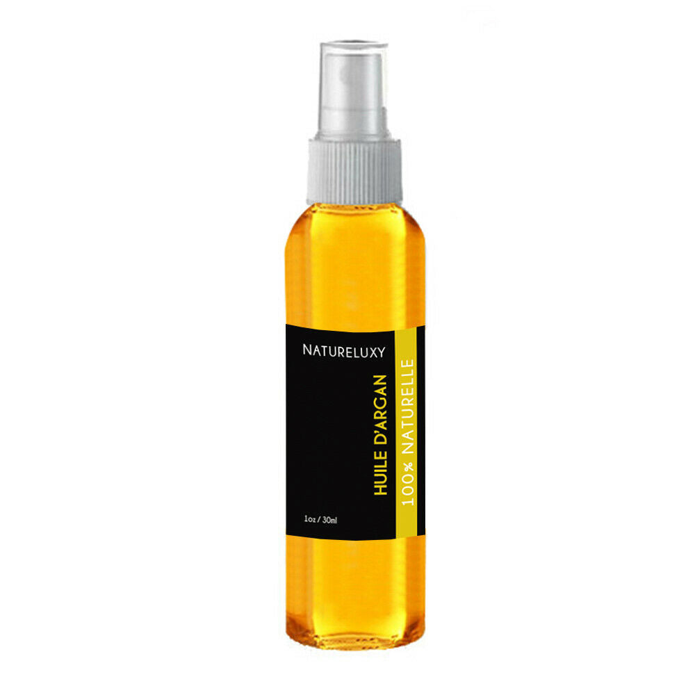 Huile d'Argan 30mL spray 100% naturelle