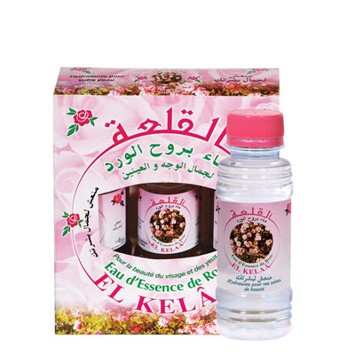 Lot de 3 Eau de Rose 125mL
