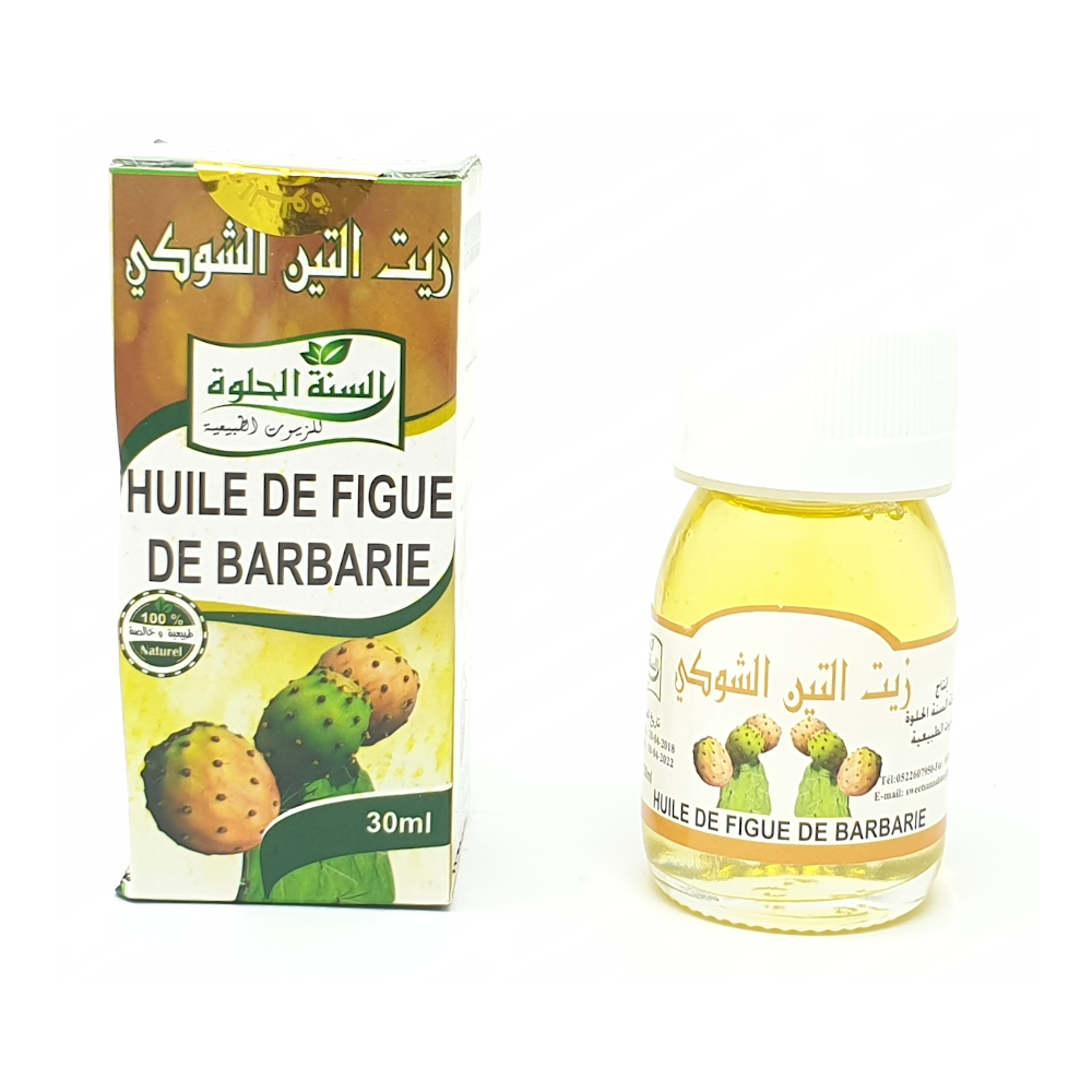 Huile de Figue de Barbarie 30ml