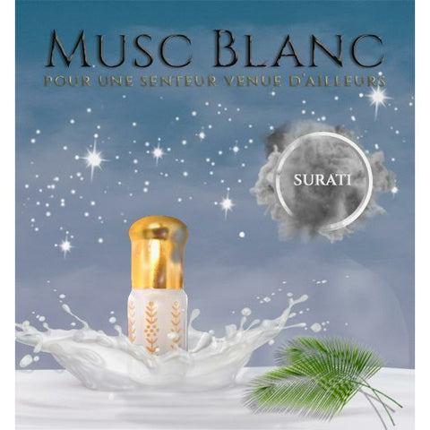 Musc Tahara Blanc Surrati - 3mL