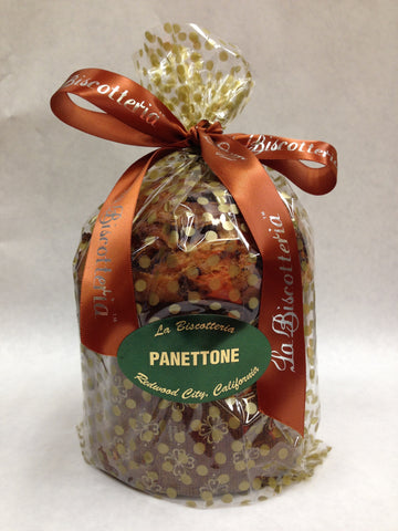 PANETTONE - Chocolate Chip Mini Size (12 oz.)