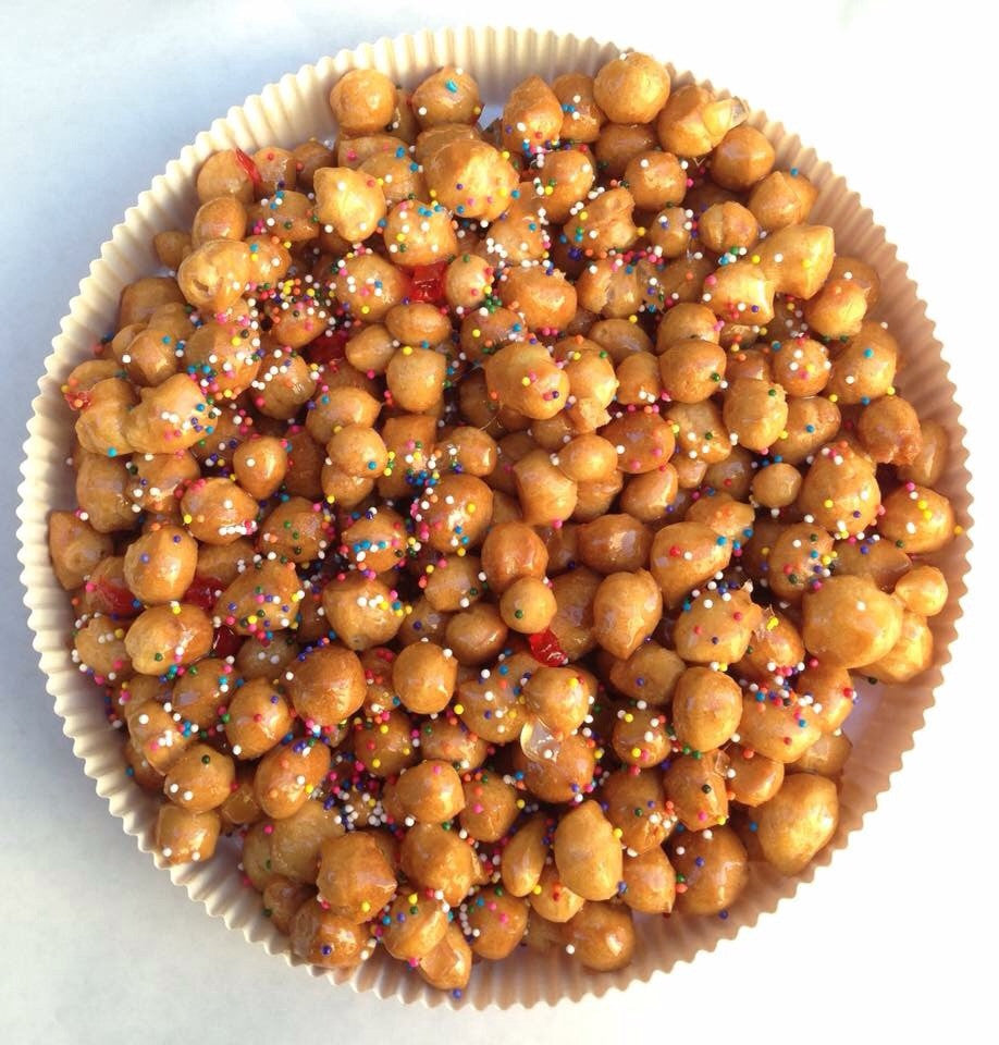 STRUFFOLI - Honey Balls